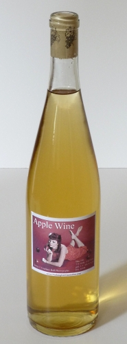 Leslie's Apple Wine